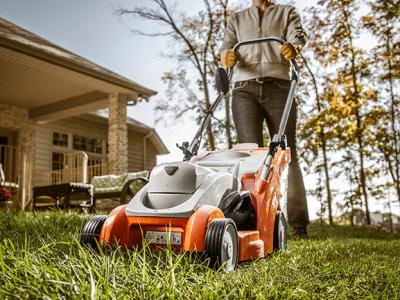 lawn mower stihl